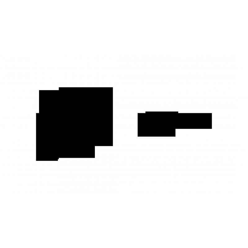 sgabello BASEL (XH-210), coppia di sgabelli design, stool. bianco