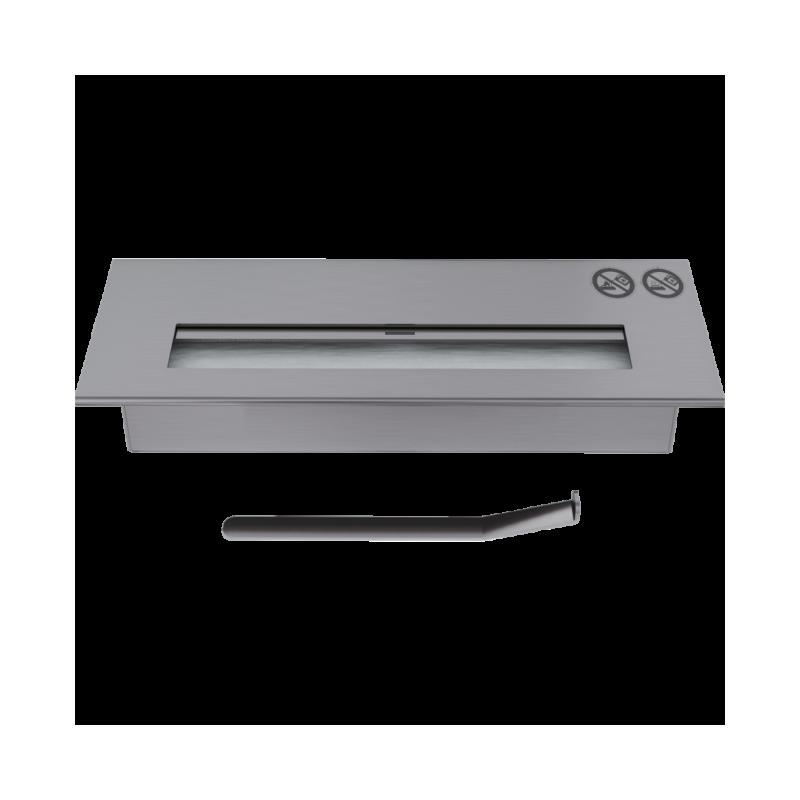 sgabello BASEL (XH-210), coppia di sgabelli design, stool. nero
